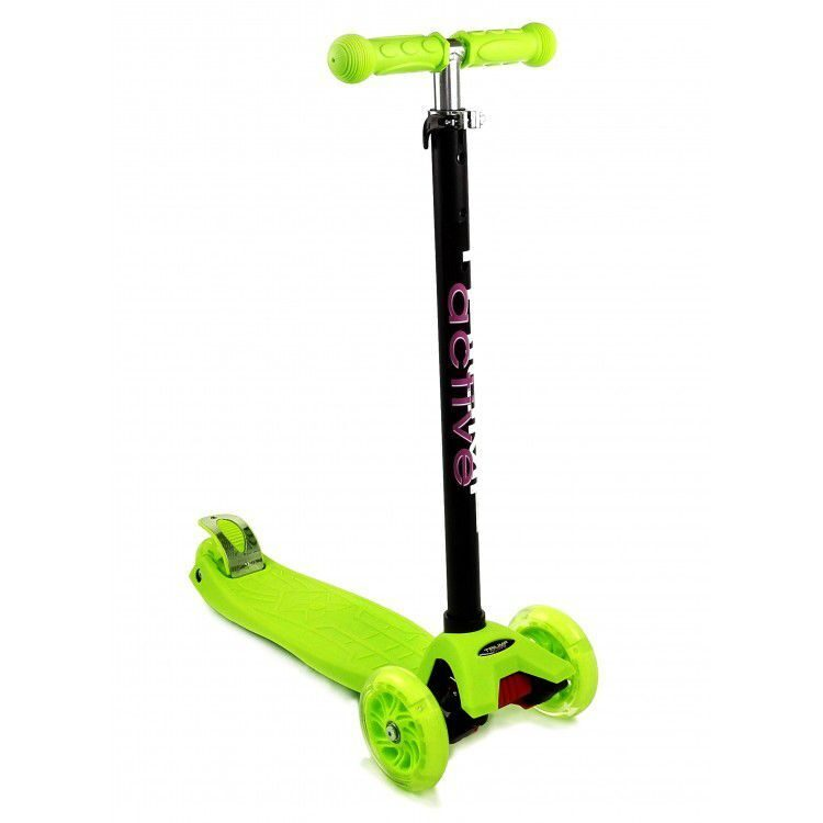 Самокат Triumf Active SKL-07L, bright green